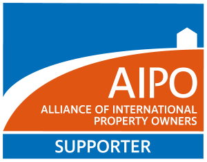AIPO Logo - Supporter